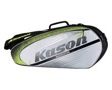 Badminton Bag - 6 Racket [GREEN]
