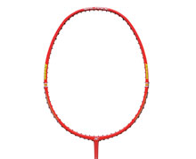 Badminton Racket - BALANCE B110 [RED]